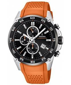 FESTINA F20330-4 CHRONO ORANGE by EUROPTIME.com