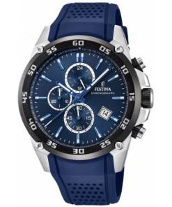 F20330-2 CHRONO BLUE LABEL by EUROPTIME.com
